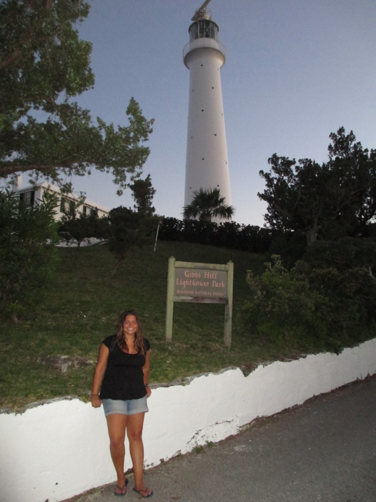 lighthouse in Bermuda