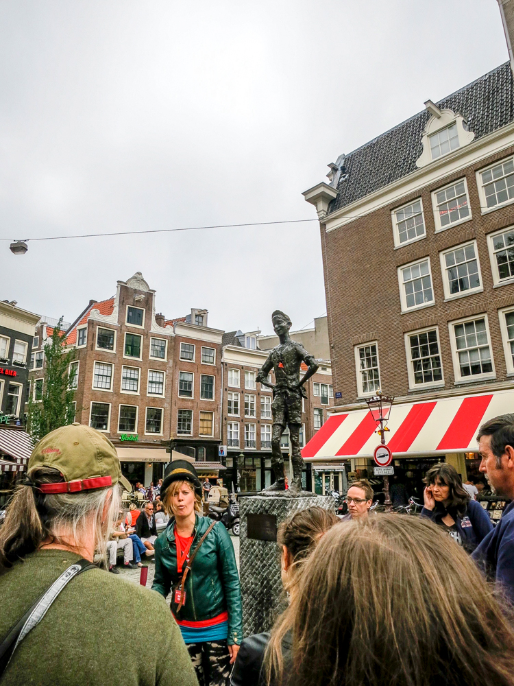 Walking Tour in Amsterdam
