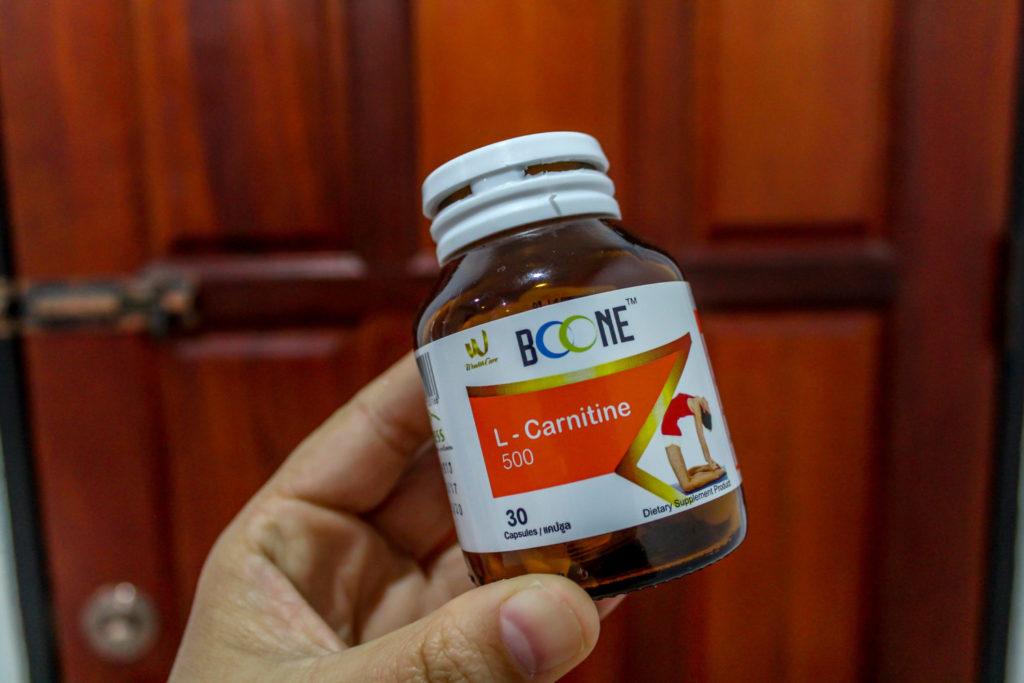 L carnite pills