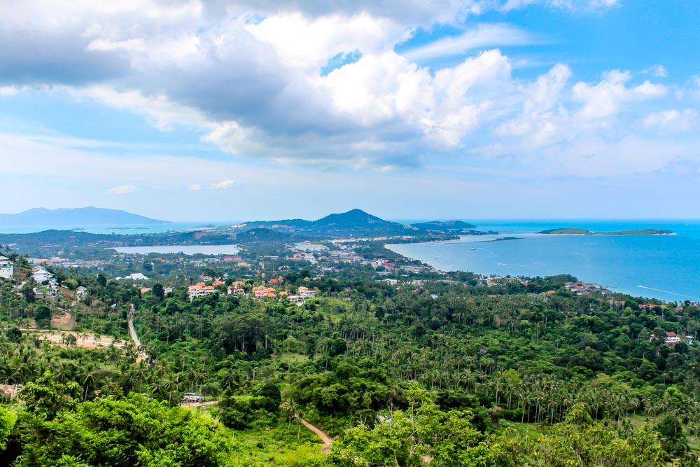 Viewpoint on Koh Samui