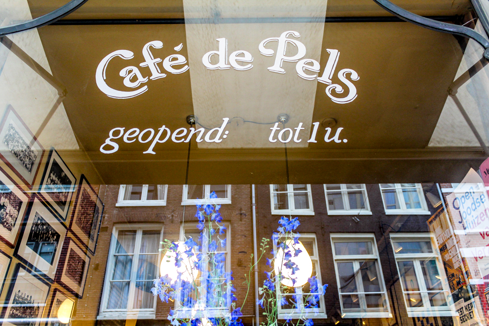 Cafe de Pels in Amsterdam