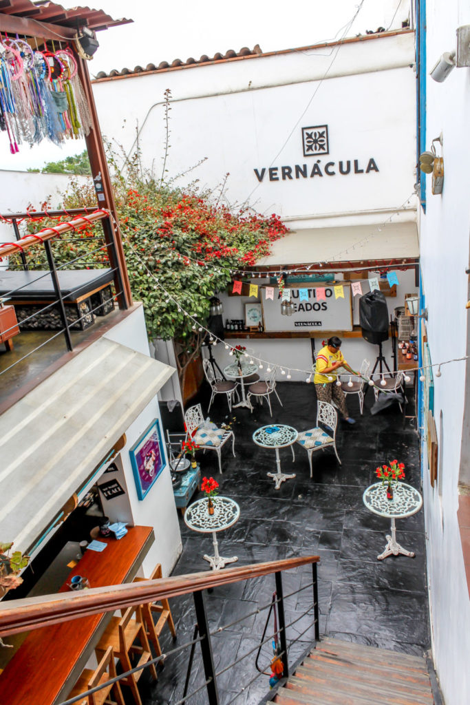 Vernacula in Lima