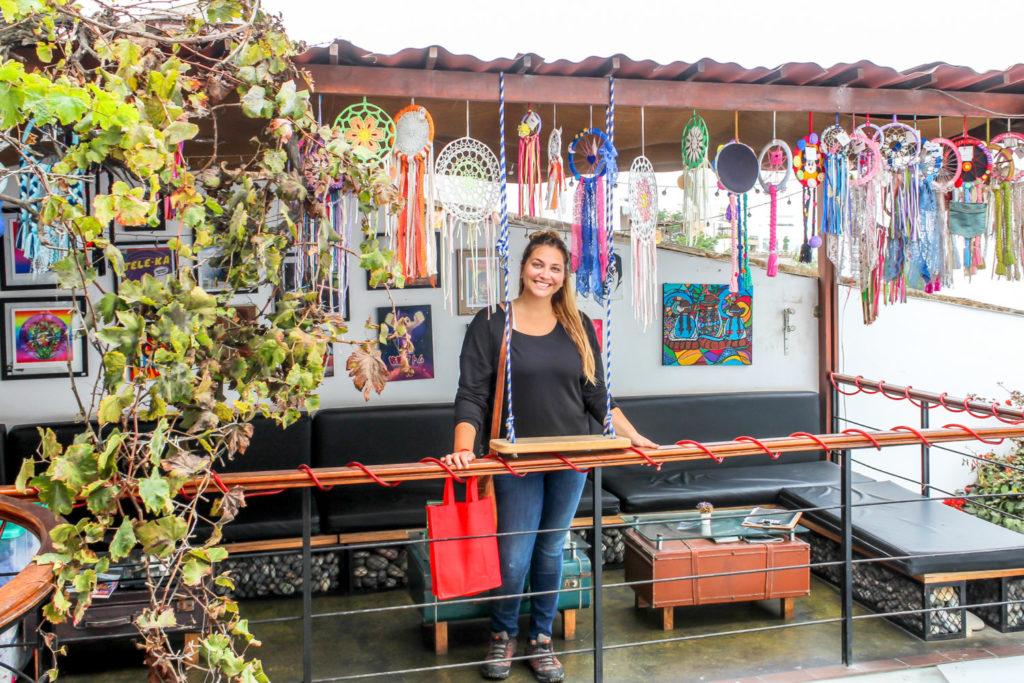Vernacular in Lima