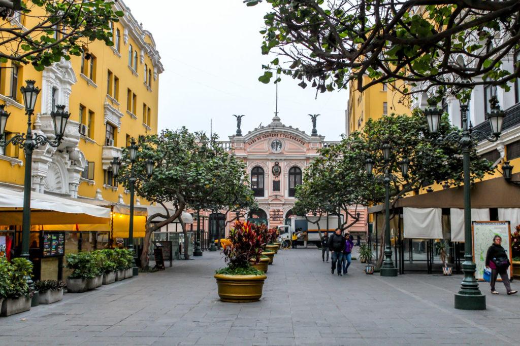 The Old City, Lima Peru