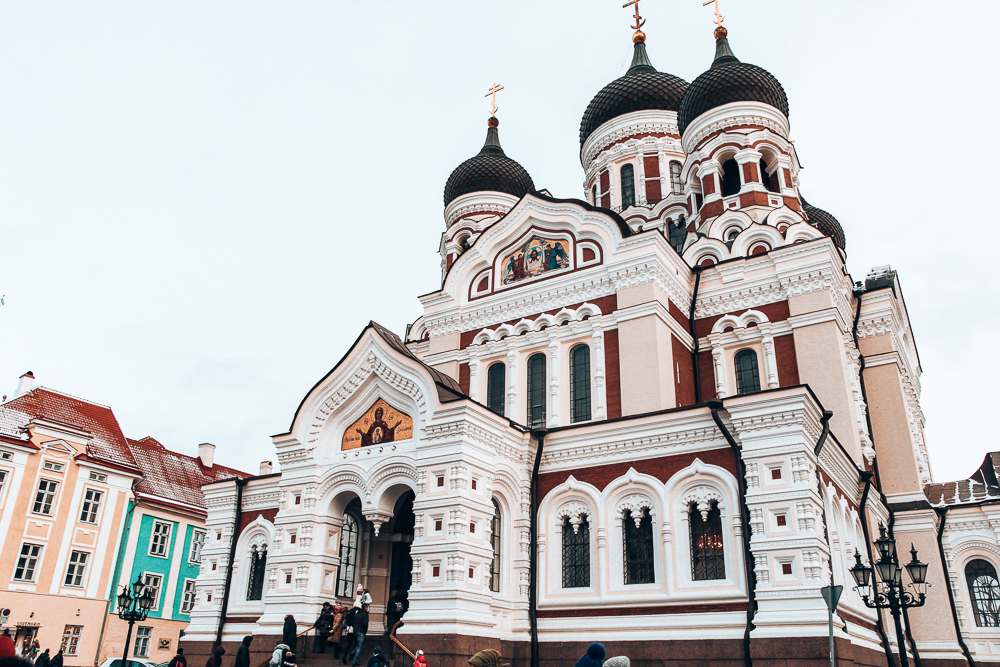 Alexander Nevsy cathedral