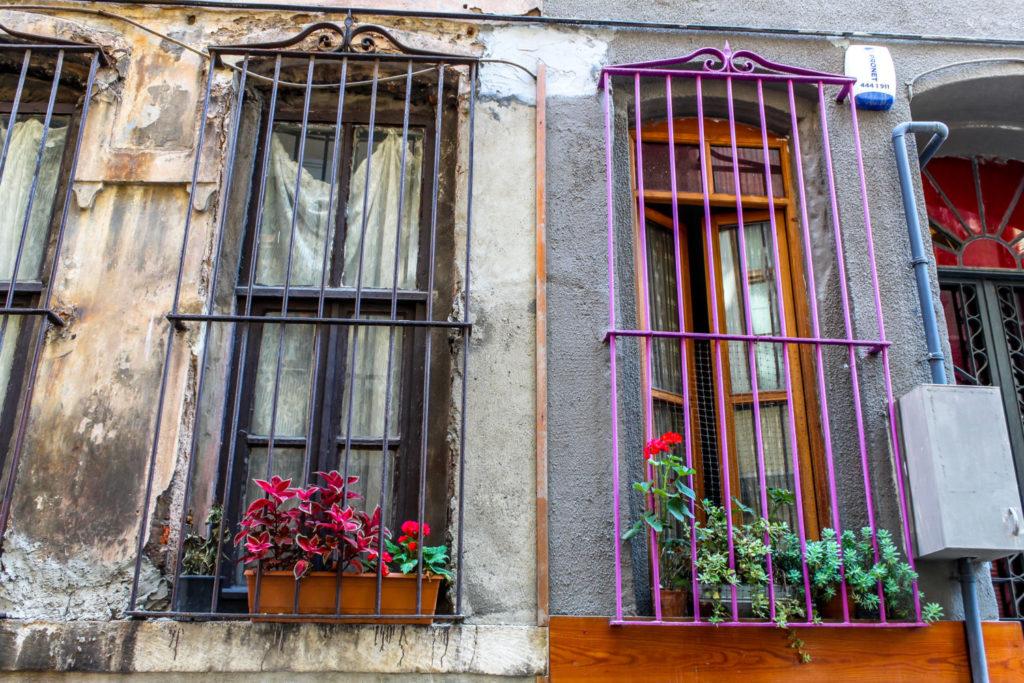Windows in Istanbul