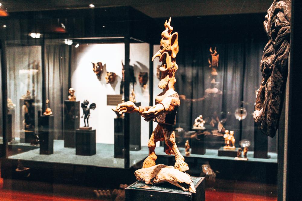 Devil's museum