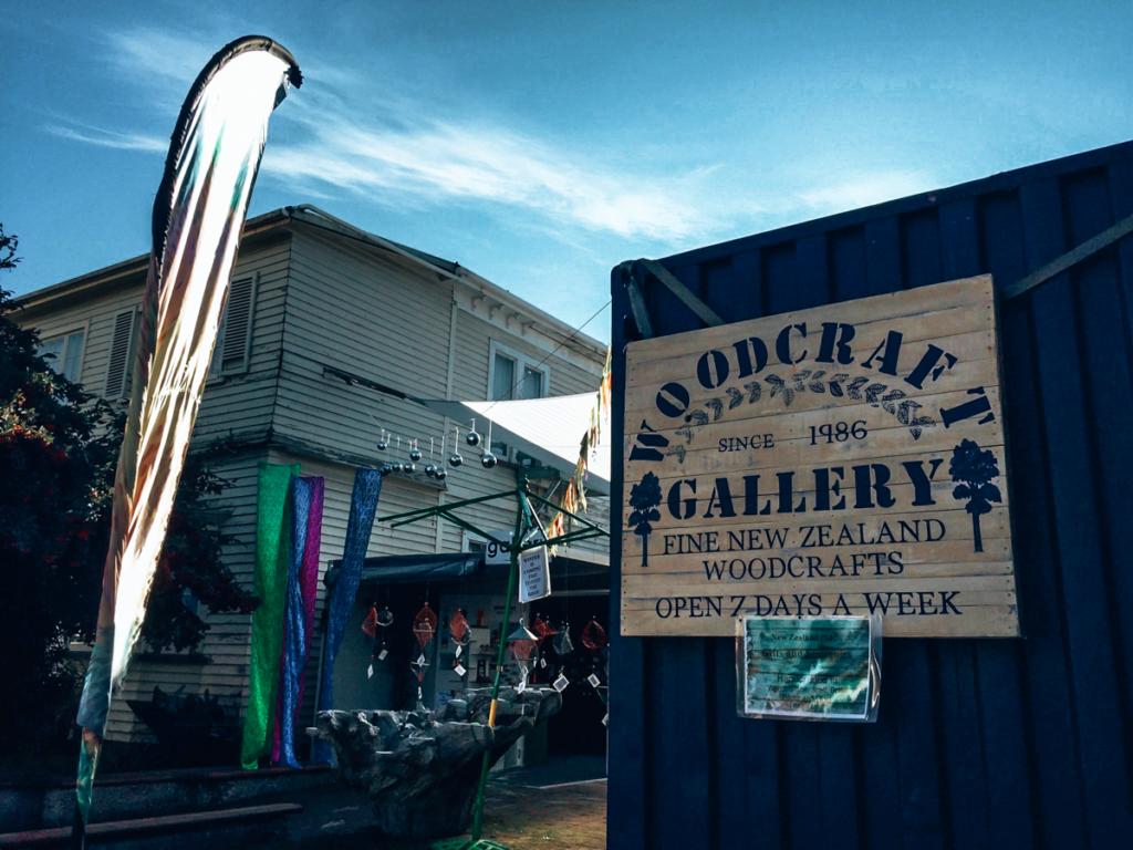 Shops in Christchurch