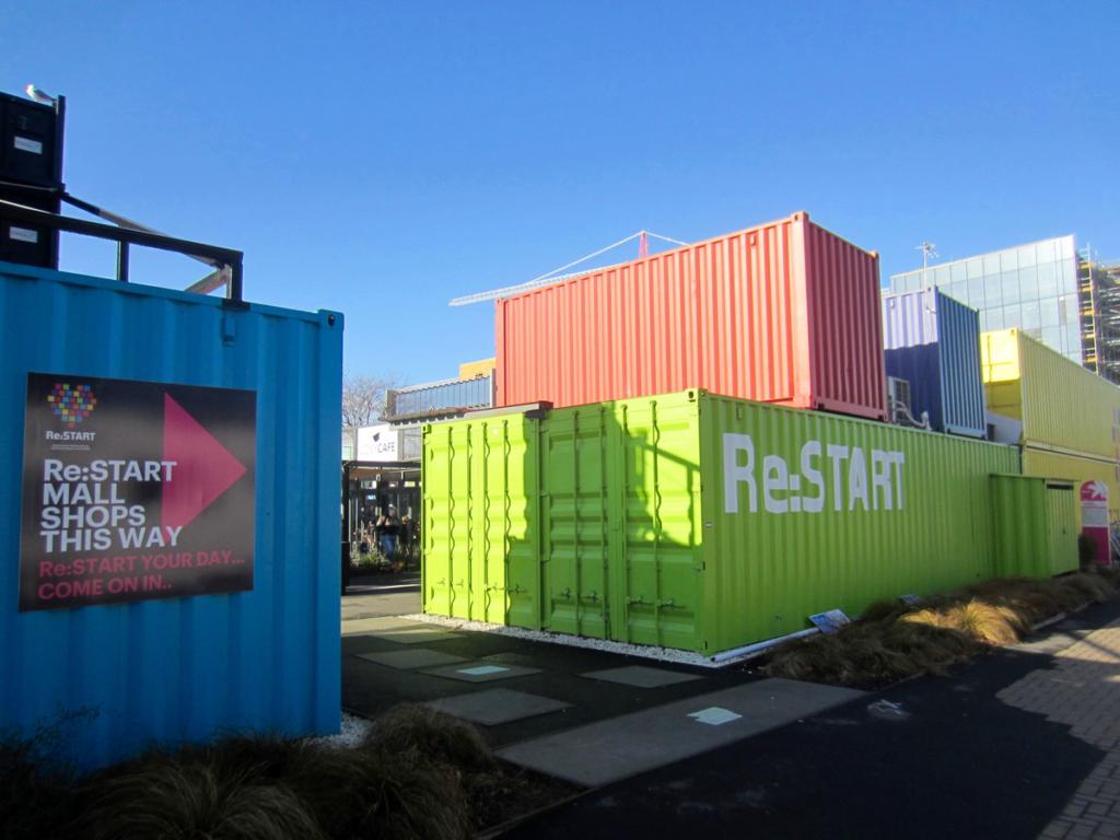 ReStart Christchurch, NZ