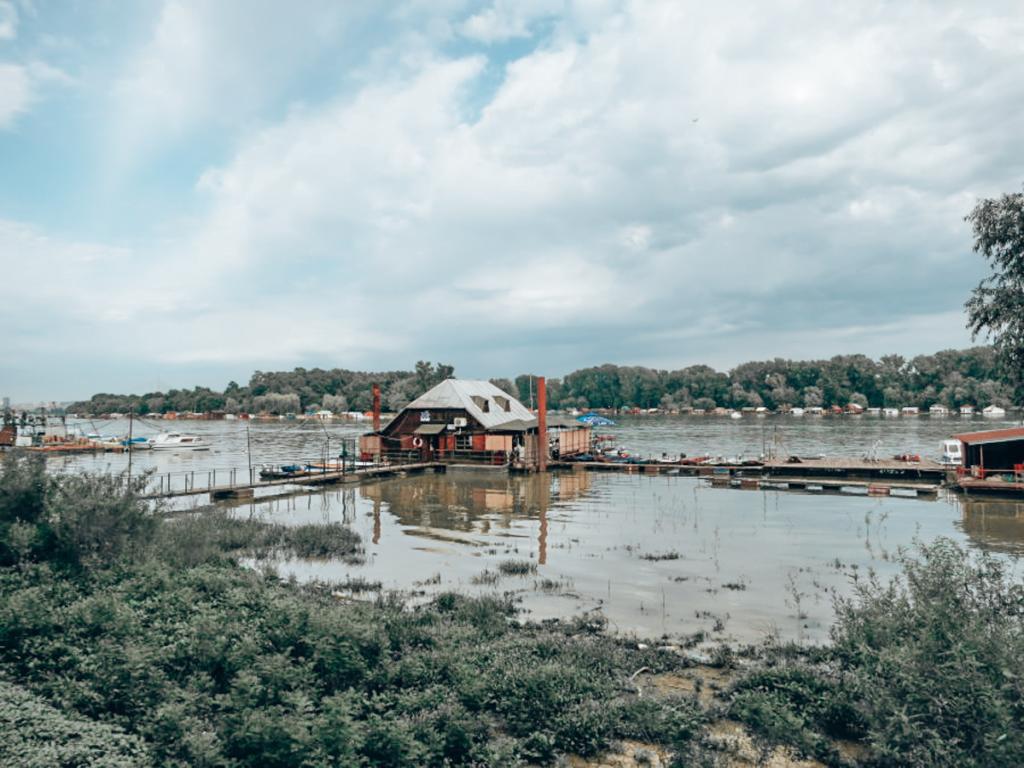 Splav in Serbia