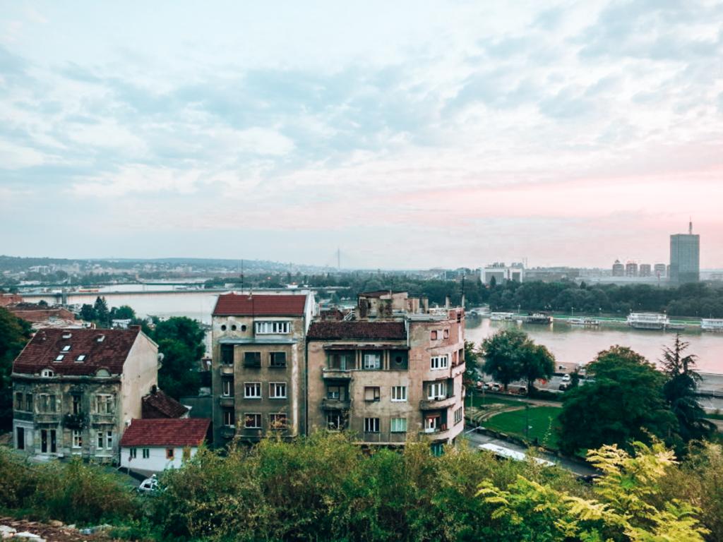 Houses in Belgrade