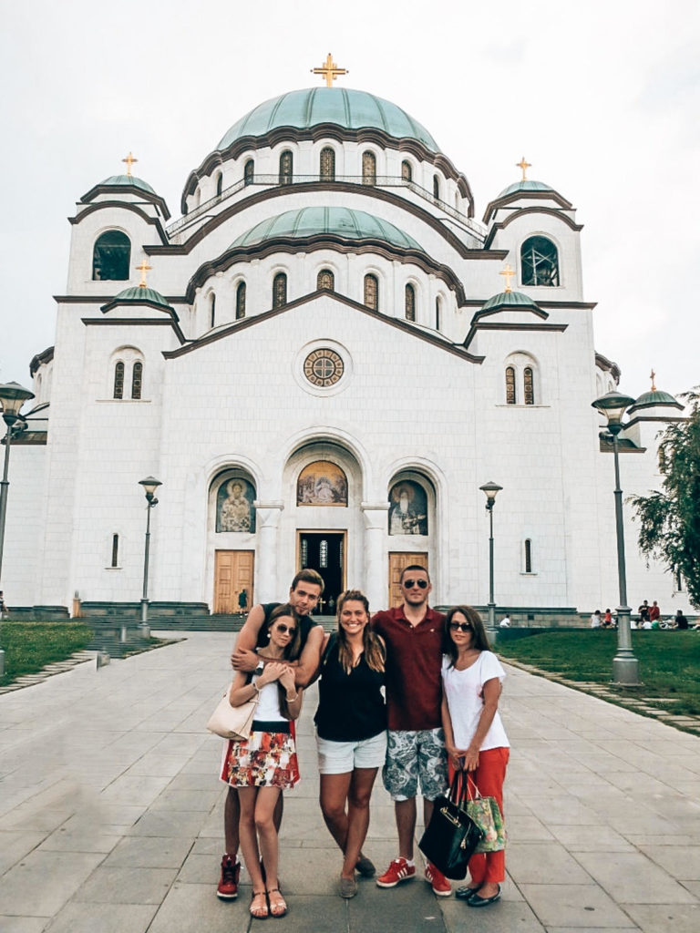 Saint Sava Temple