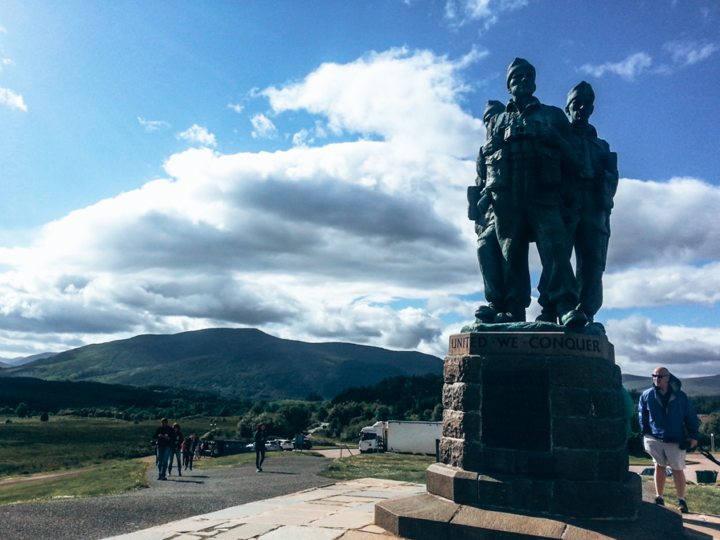 Scottish Commando Memorial