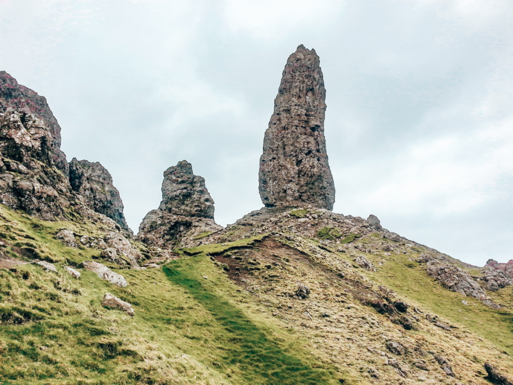 Old Man of Storr Hike